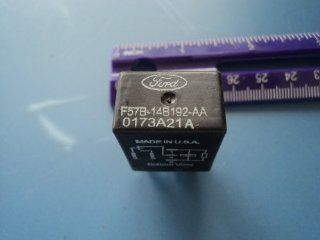FORD LINCOLN MERCURY OEM FUSE RELAY F57B 14B192 AA 0173A21A: Automotive