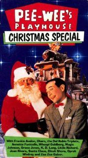 Pee Wee's Playhouse Christmas Special: Pee Wee Herman, Frankie Avalon, Charo, Annette Funicello, Whoopi Goldberg, Magic Johnson, Oprah Winfrey, K.D. Lang, Little Richard, Joan Rivers, Santa Claus: Movies & TV