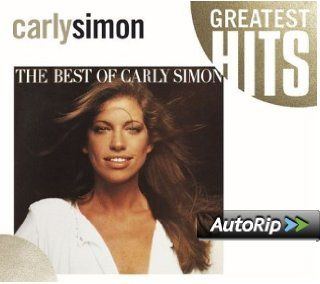 The Best of Carly Simon: Music