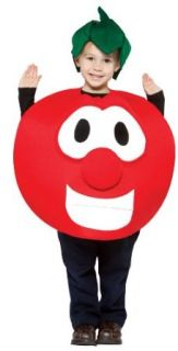 Rasta Imposta Bob the Tomato from Veggie Tales 3 4 T Costume: Clothing