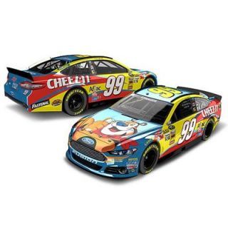 Action Racing Collectibles Carl Edwards 2013 Kelloggs 1:24 Scale Platinum Die Cast Ford Fusion   Color Chrome