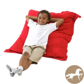 Christopher Knight Home Abby Red Bean Bag Lounge Pillow Christopher Knight Home Bean & Lounge Bags