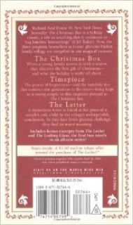 The Christmas Box Collection: The Christmas Box, Timepiece, and The Letter: Richard Paul Evans: 9780671027643: Books