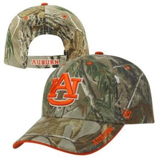 47 Brand Auburn Tigers Frost Adjustable Hat   Realtree Camo