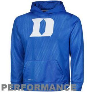 Nike Duke Blue Devils Youth KO Performance Hoodie   Duke Blue