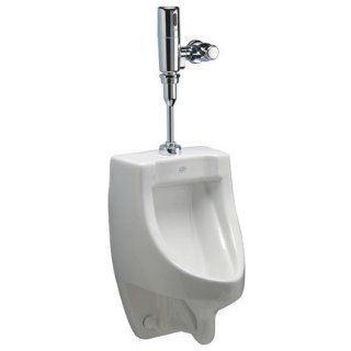 Zurn Z5738.207.00 1 Pint Per Flush High Efficiency Urinal System Top Spud Small Footprint Urinal with Manual DiapragmFlush Valve: Industrial & Scientific