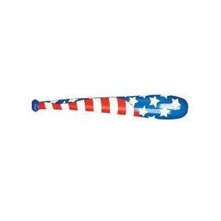 4th of July USA Flag Inflatable Baseball Bat 42 inch (1 Dzn): Everything Else