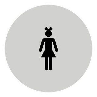 Girl's Symbol Sign RR 135 DCS BLKonPRLGY Womens / Girls