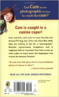 Cam Jansen & The Mystery of the Television Dog (Cam Jansen): David A. Adler, Susanna Natti: 9780142400135: Books