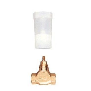 29 273 000 1/2 in. Volume Control Rough in Valve in Rough Brass   Rough in Valve YOW: Home Improvement