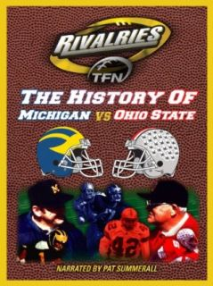 Rivalries: Michigan vs. Ohio State: Pat Summerall, Michigan Wolverines, Ohio State Buckeyes, Arts Alliance America:  Instant Video