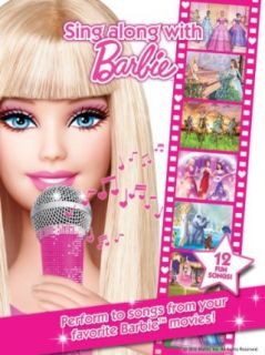Sing Along with Barbie: Kelly Sheridan, Kira Tozer, Willow Johnson, Dorla Bell:  Instant Video