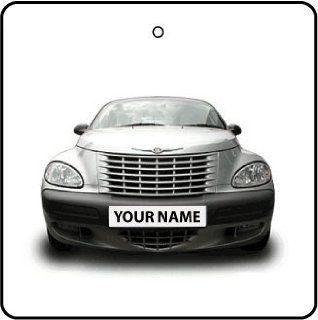 YOUR NAME CHRYSLER PT CRUISER CAR AIR FRESHENER Automotive