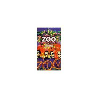 U2   Zoo TV Live from Sydney [VHS] Bono, Adam Clayton, Larry Mullen Jr., The Edge, Robert Hughes, Julie McGregor, Ann Sanders, Jason Lehel, David Mallet, Andy Schatzberg Movies & TV