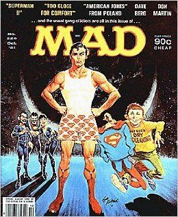 Mad Magazine (1952 series) #226: DC Comics: Books