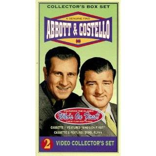 Who's on First/Lon Chaney [VHS] Abbott & Costello Movies & TV