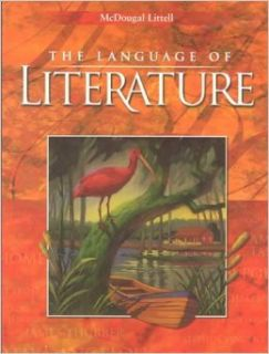The Language of Literature Grade 9: Arthur N. Applebee, Andrea B. Bermundez, Sheridan Blau, Rebekah Caplan, Peter Elbow, Susan Hynds, Judith A. Langer, James Marshall: 9780395931721: Books