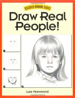 Draw Real Animals! (Discover Drawing): Lee Hammond: 9780891346586: Books