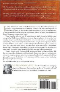 Banker To The Poor Micro Lending and the Battle Against World Poverty Muhammad Yunus, Alan Jolis 9781586481988 Books