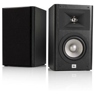 JBL Studio 230 6.5 Inch, 2 Way Bookshelf Loudspeaker (Pair): Electronics
