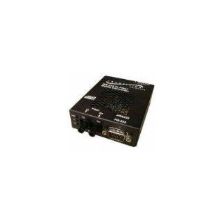 RS232 Sa Media Converter DB 9 Female To 1300NM MMf St 2KM: Electronics