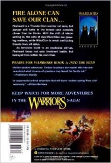Fire and Ice (Warriors, Book 2): Erin Hunter: 9780060525590: Books