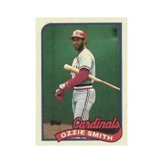1989 Topps #230 Ozzie Smith: Sports Collectibles