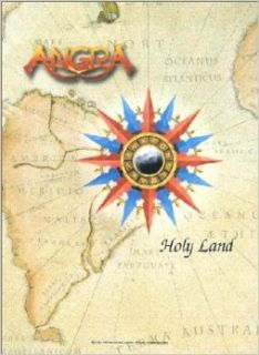 Angra  Holy Land (1998) ISBN 4117713833 [Japanese Import] unknown 9784117713831 Books