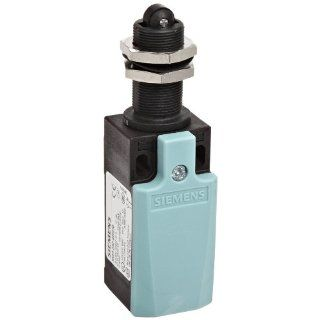 Siemens 3SE5 232 0HD10 International Limit Switch Complete Unit, Plastic Enclosure, 31mm Width, Roller Plunger, Central Fixing, Snap Action Contacts, Integrated, 1 NO + 1 NC Contacts: Industrial & Scientific