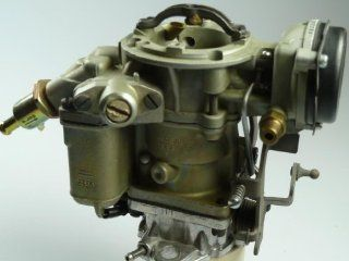 1977 JEEP CJ5 CJ7 CARTER YF 1BBL CARBURETOR HI ALT fits 232 258ci 6cyl #180 5608: Automotive