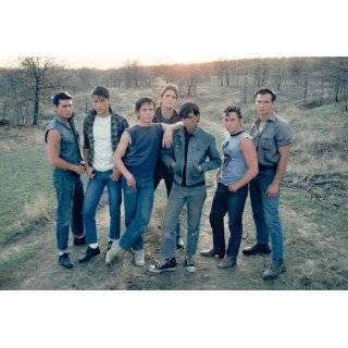 The Outsiders C. Thomas Howell, Matt Dillon, Ralph Macchio, Patrick Swayze, Rob Lowe, Emilio Estevez, Tom Cruise, Glenn Withrow, Diane Lane, Leif Garrett, Darren Dalton, Michelle Meyrink, Francis Ford Coppola Movies & TV