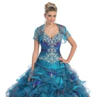Ball Gown Beaded Formal Prom Wedding Dress #235 at  Women�s Clothing store