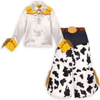 Disney Toy Story 3 Jessie Cowgirl Girl Halloween COSTUME Size: XXS (XX SMALL): Clothing
