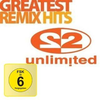 2 Unlimited Greatest Remix Hits (Bonus Dvd): Music
