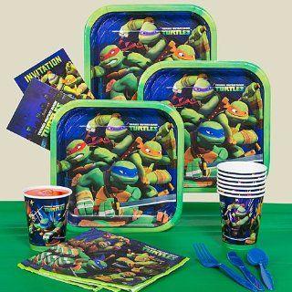 Teenage Mutant Ninja Turtle Birthday Party Pack Toys & Games