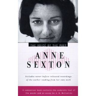 The Voice of the Poet : Anne Sexton: Anne Sexton: 9780375415852: Books