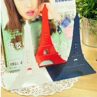 File Folder Storage Divider Partition Bookcase Book Case Eiffel Tower K515 3: Office Products