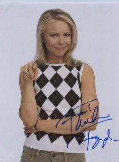 Faith FoRD Signed Faith & Hope Murphy Brown Carpoolers UACC RD 244 Iada E: Collectibles & Fine Art