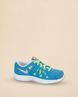 Nike Girls' Dual Fusion Run 2 Sneakers   Toddler, Little Kid's