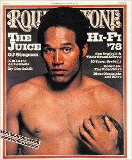 Rolling Stone Magazine # 247 September 8 1977 OJ Simpson (Single Back Issue): Rolling Stone: Books