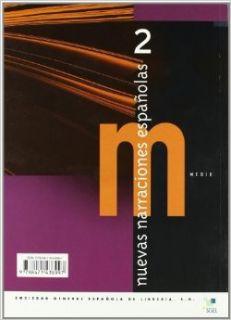 Nuevas Narraciones Espanol 2 (Spanish Edition): Juan de Dios Luque Duran, Lucia Luque Nadal: 9788471438997: Books