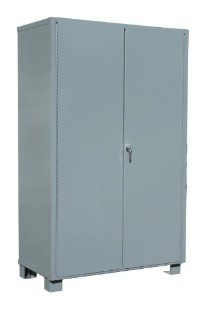 Jamco Products Inc DS248 GP Heavy Duty Cabinet Solid with Feet Four Shelves, 24 Inch x 48 Inch   Tool Cabinets