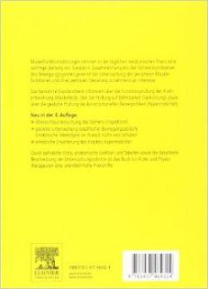 Manuelle Muskelfunktionsdiagnostik: Vladimir Janda: 9783437464324: Books