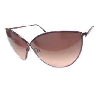Tom Ford 251 Evelyn Sunglasses Color 69f Size 66 5: Clothing