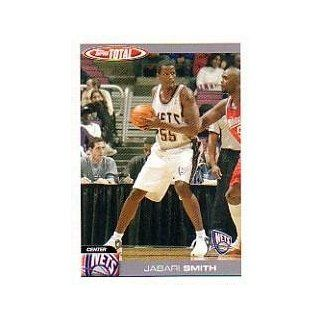 2004 05 Topps Total #251 Jabari Smith: Sports Collectibles
