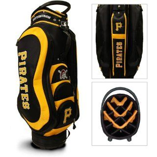"Pittsburgh Pirates MLB Cart Bag   14 way Medalist"""" : Golf Equipment : Sports & Outdoors"