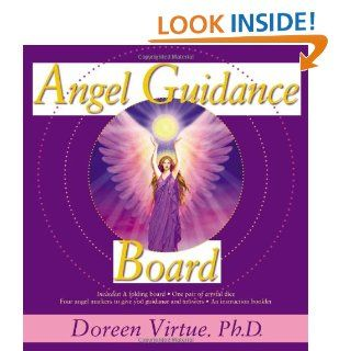 Guiding Light Angel Board, Not a Ouija But an Angel Board, Talk with Angels and Spirit Guides (Guiding Light Products): TerryAnn Shuman, T A Shuman Tas Design: Toys & Games