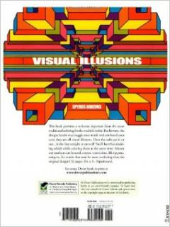 Visual Illusions Coloring Book (Dover Design Coloring Books): Spyros Horemis: 9780486215952: Books