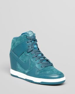 Nike High Top Lace Up Sneakers   Women's Dunk Sky Hi's