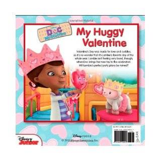 Doc McStuffins My Huggy Valentine: Disney Book Group, Sheila Sweeny Higginson, Disney Storybook Art Team: 9781484704257: Books